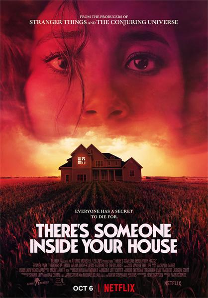 В твоем доме кто-то есть / There's Someone Inside Your House (2021/WEB-DL/WEB-DLRip)