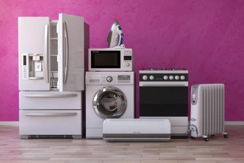 household-appliances-against-a-purple-wall