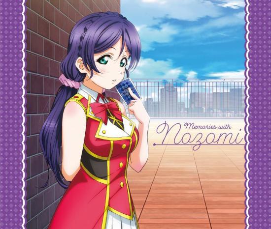 [Album] Love Live! – LoveLive! Solo Live! III from μ's Nozomi Tojo: Memories with Nozomi