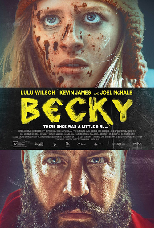 Becky | 2020 | m720p - m1080p | WEB-DL | Türkçe Altyazılı | Tek Link