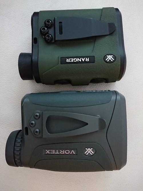 Vortex HD1800 ja HD4000 Mildot Finland