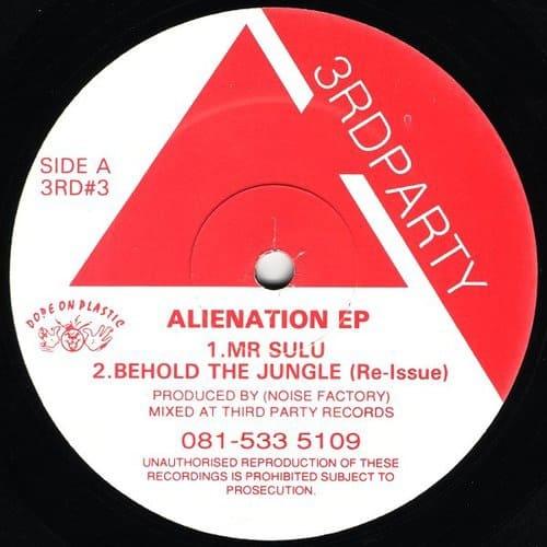 Download Noise Factory - Alienation EP mp3