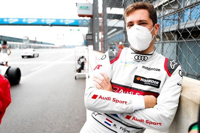 DTM – René Rast remporte le podium Audi au Lausitzring A204828-medium