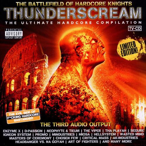 VA - Thunderscream: The Battlefield Of Hardcore Knights 2012
