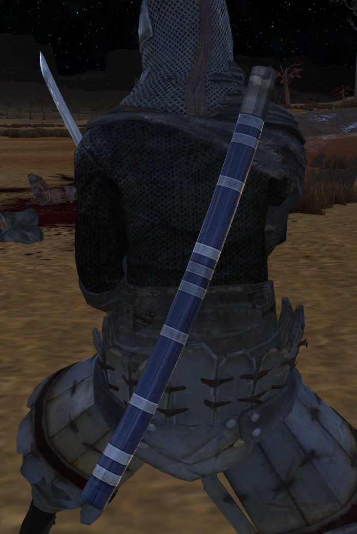 Dark Meitou Weapons / Темное оружие Мейто