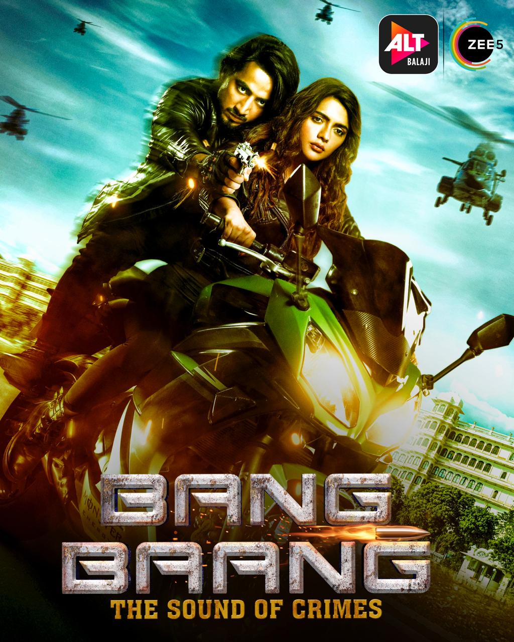 Bang Baang (2021) S01 Hindi Complete Web Series 480p HDRip x264 AAC 900MB ESub