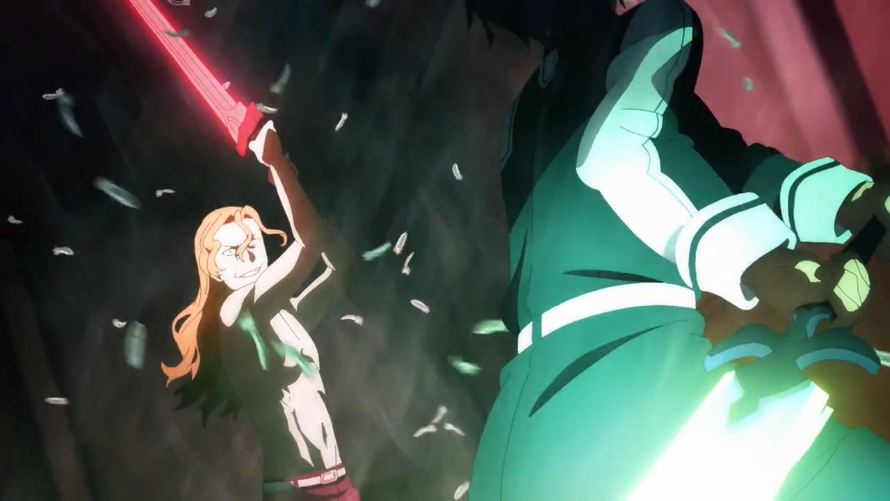 """Recuerdos"" 18.5 | Sword Art Online: Alicization"