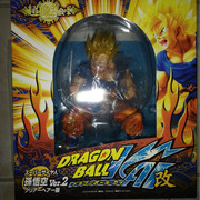 [VDS] Figurines PVC (Animés, jeux...) A-M Dragon-Ball-Kai-Son-Goku-SSJ-Super-Figure-Art-Collection-18-Ver-2-Clear-Hair-Ver-Medicos-Entertainment-1