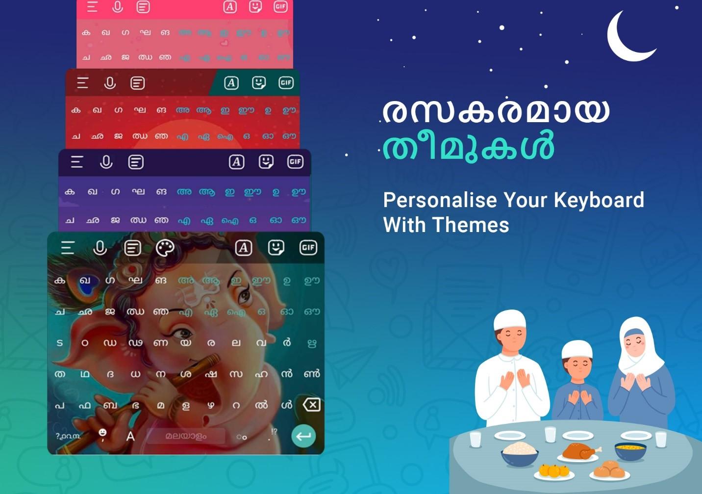 Whatsapp Keyboard Themes