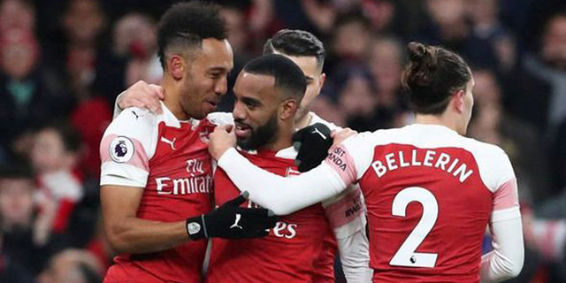 Arsenal Menang Di Derby London