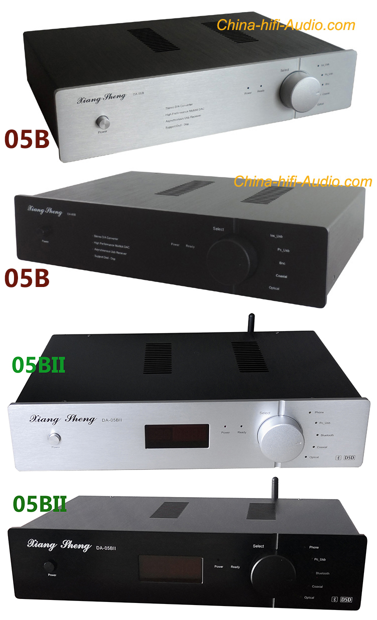 China-hifi-Audio Announces Availability of Couple of New Xiangsheng DAC and Pre-amp Products in its Stock