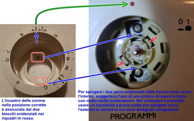 Zoppas-PL5-Manopola-Timer-Dettaglio-Interno