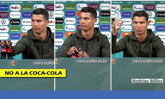 Cristiano Ronaldo Coca Cola