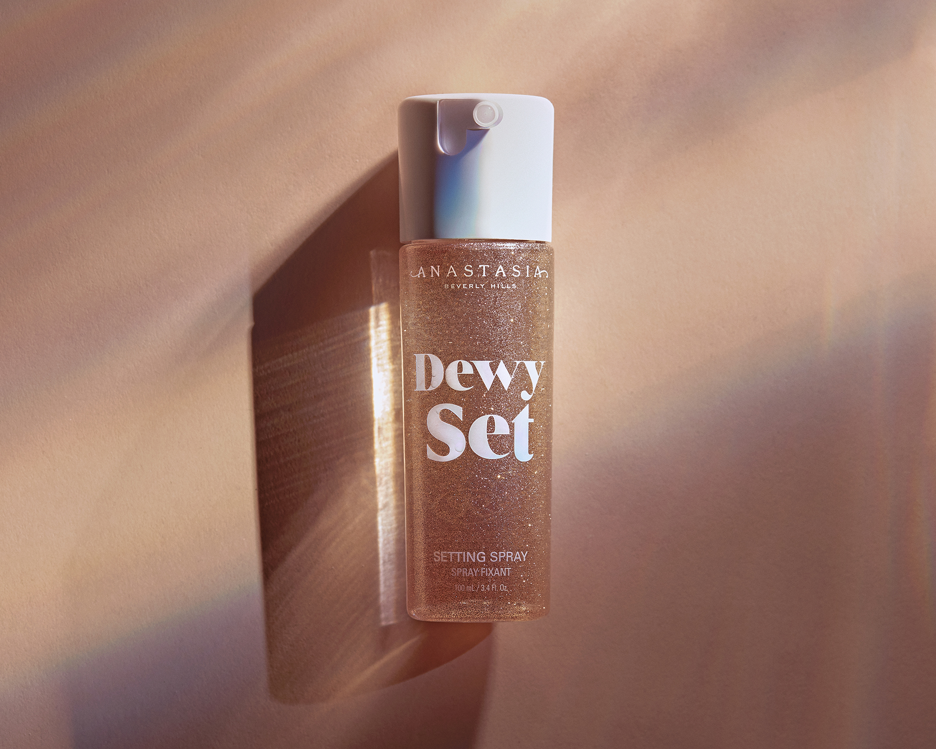 Introducing Dewy Set - Setting Spray achieve the ultimate dewy glow