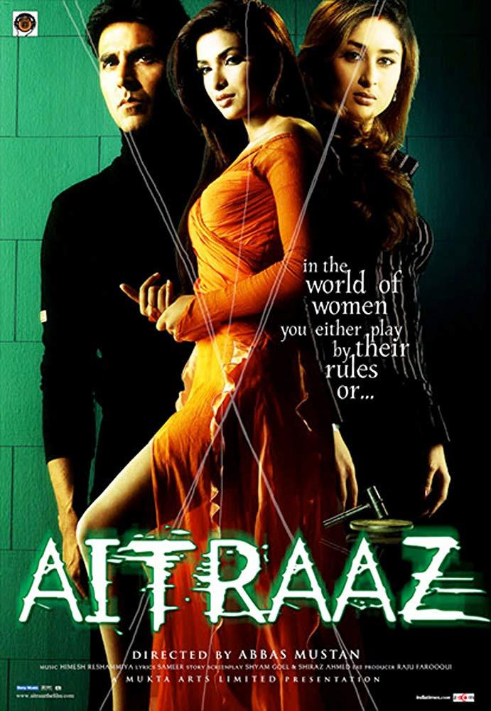 Aitraaz 2004 Hindi Movie 480p HDRip 350MB ESubs Download