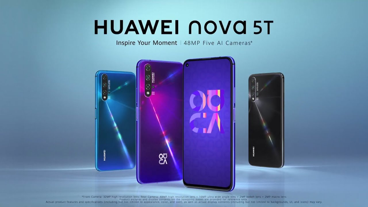 cuándo-estar-disponible-Huawei-nova-5-T-2
