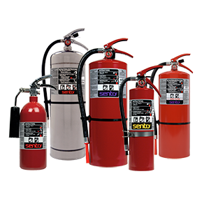 Fire Extinguisher Brand type f