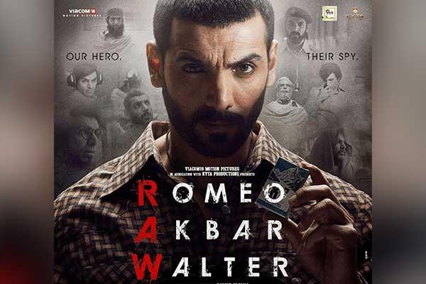Romeo Akbar Walter Movie HDRip 720p