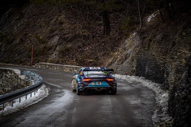 Alpine réussit son retour au Monte-Carlo 2021-Rallye-de-Monte-Carlo-11