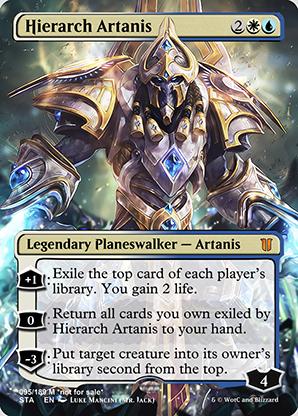 ((Hierarch Artanis))