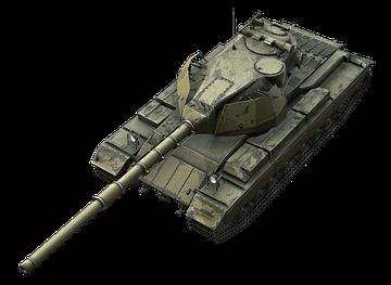 Премиум танк Super Conqueror World of Tanks Blitz