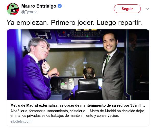 Ignacio Aguado todos sabemos que estás calvo Vi-eta19