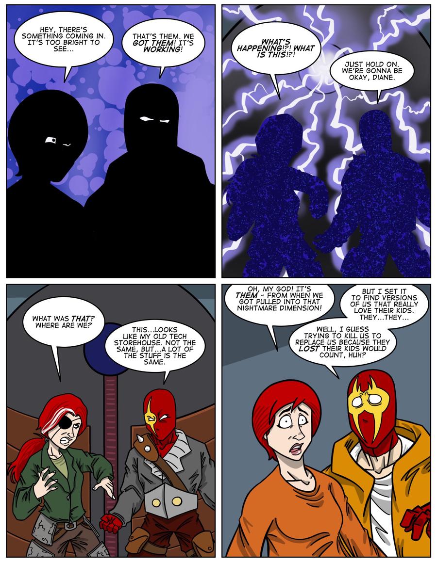 Supervillainous - Supervillainous 574   Halforums