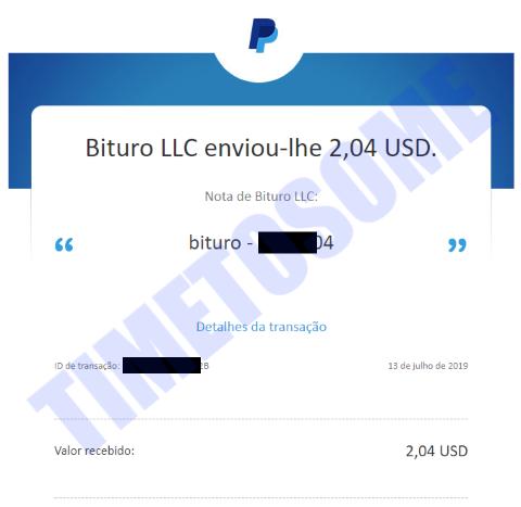 OPORTUNIDADE [Provado] Bituro App - Android/iOS - Paypal/Bitcoin/Ethereum - (Actualizado em Agosto de 2019) - Página 2 Lastbittu