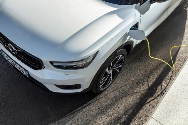 Volvo Cars reçoit la notation de performance la plus élevée en matière de développement durable de la part d'EcoVadis 262774-Volvo-XC40-Recharge-T5-R-Design
