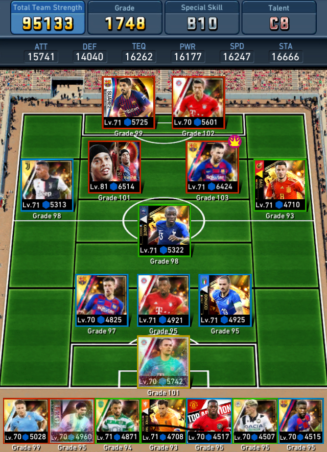 Re Pes Card Collection Page 700 Mobile Football Games Forum Mfg Neoseeker Forums