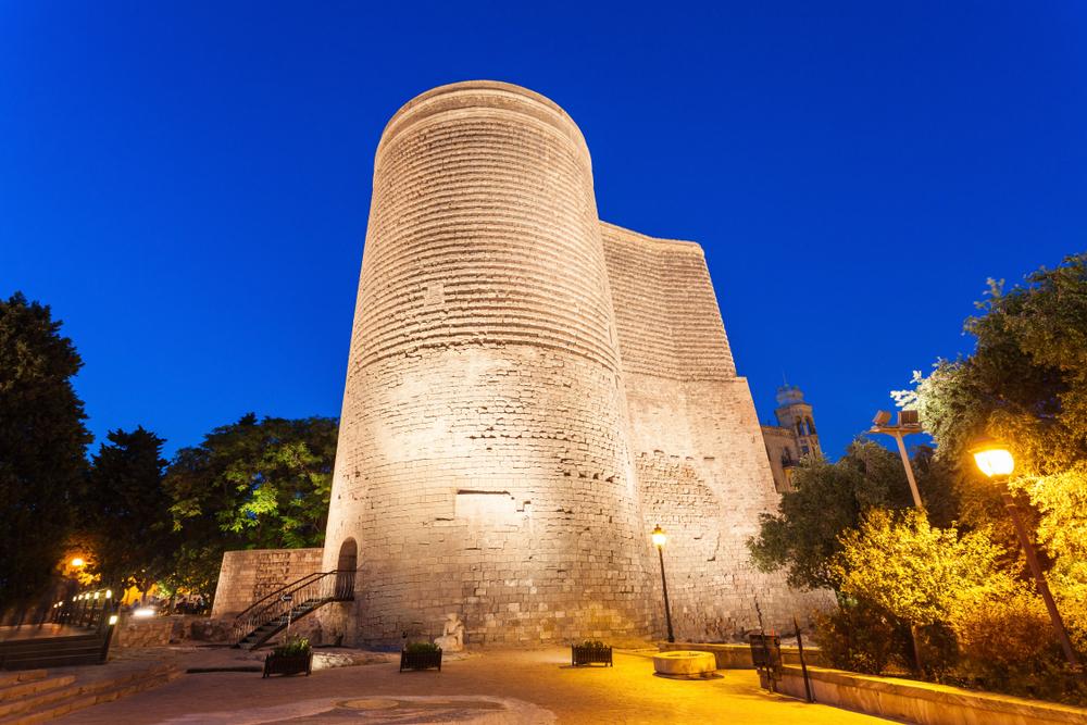 الاماكن السياحية في اذربيجان