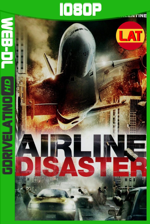 Secuestro aéreo (2010) WEBDL 1080P Latino