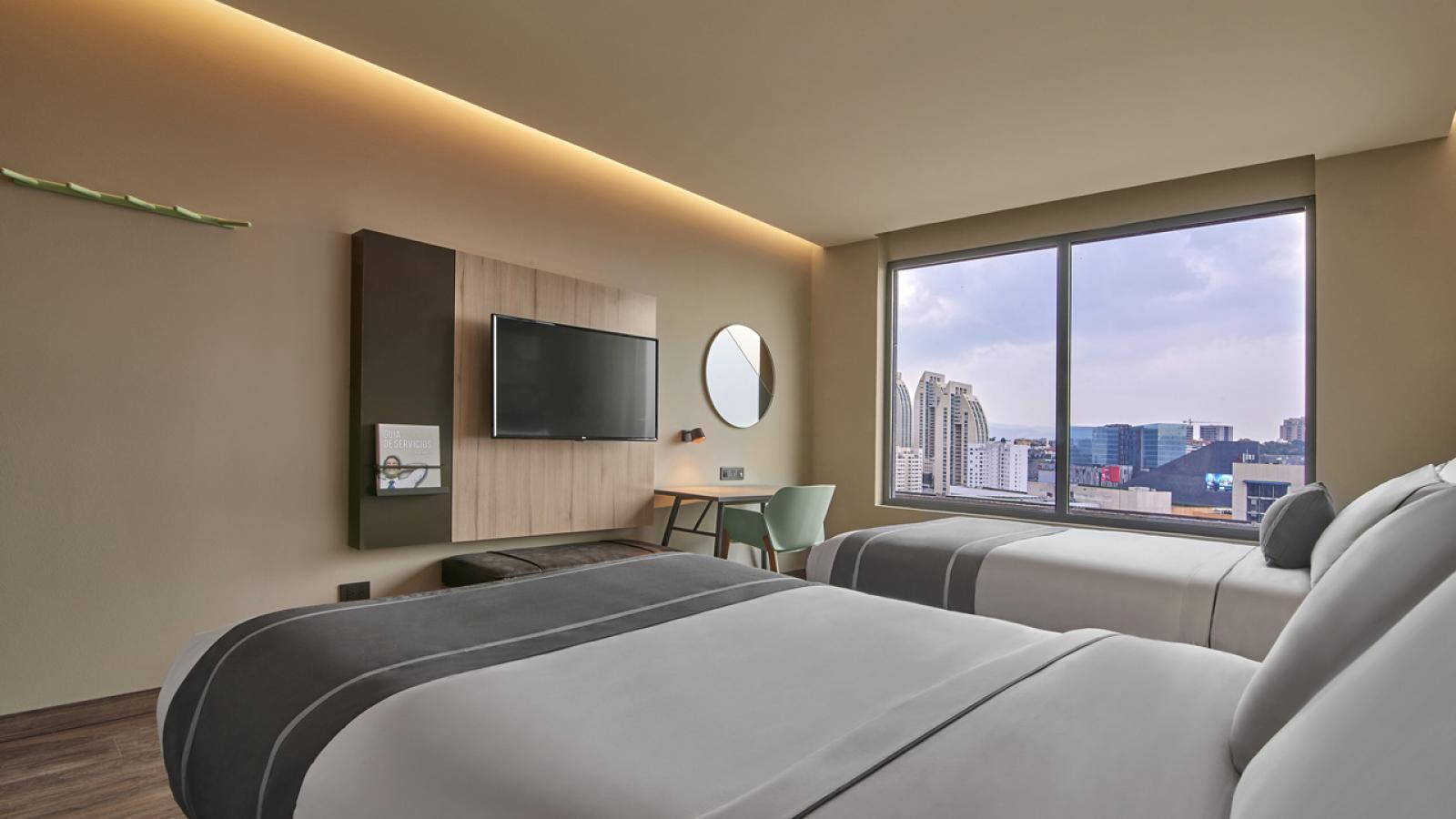 Hotel City Express Plus Interlomas México