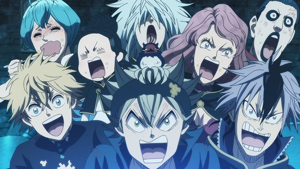 Black Clover Episode 105 Subtitle Indonesia