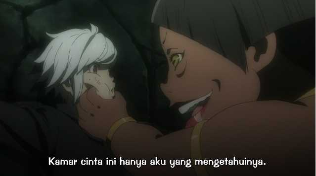 DanMachi Season 2 Episode 8 Subtitle Indonesia