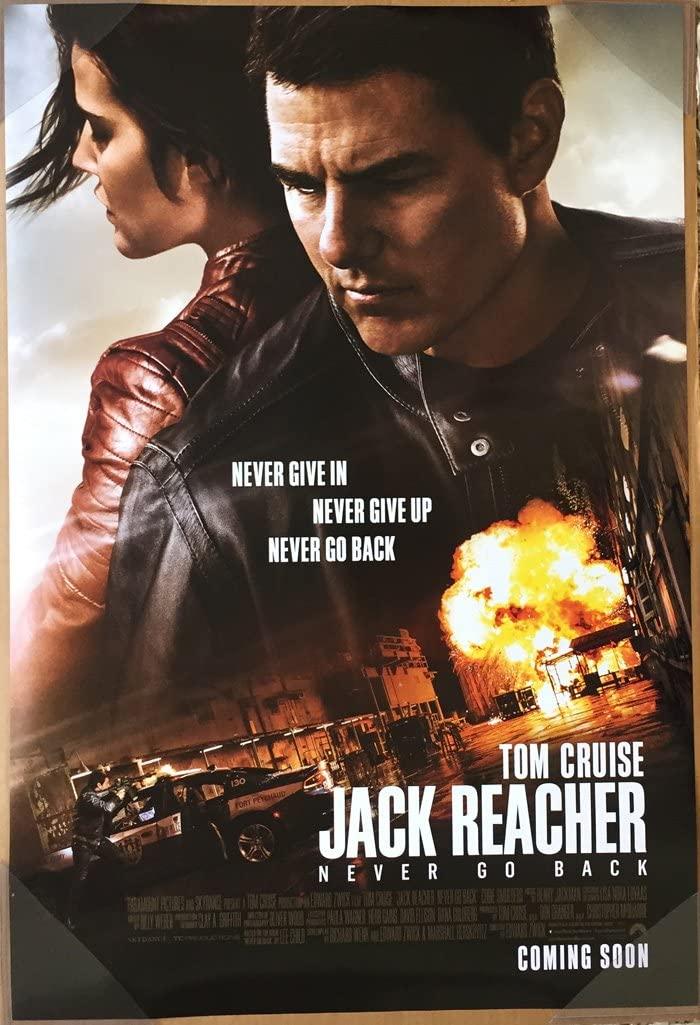 ჯეკ რიჩერი: არასდროს დაბრუნდე / JACK REACHER: NEVER GO BACK