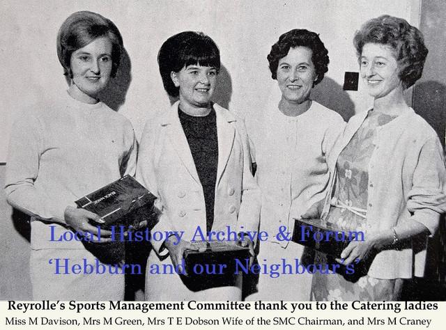 Reyrolle-Catering-Ladies-1966