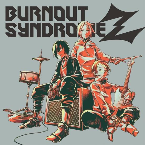 [Album] BURNOUT SYNDROMES – BURNOUT SYNDROMEZ