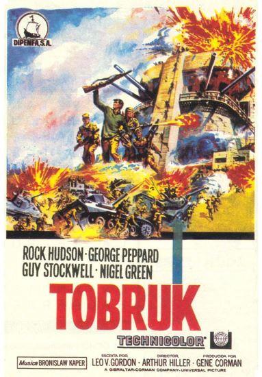 Tobruk (1967) PL.BRRip.XviD-GR4PE   Lektor PL