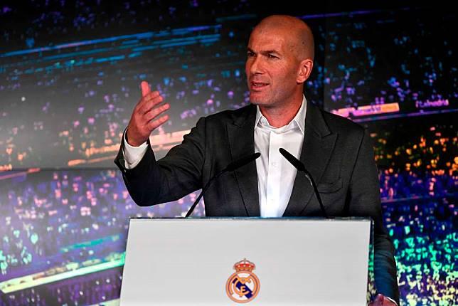 Zidane dan Pelatih yang Pulang ke Tim Lamanya
