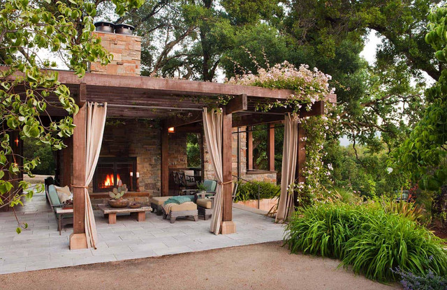 Making an Outdoor Living Room