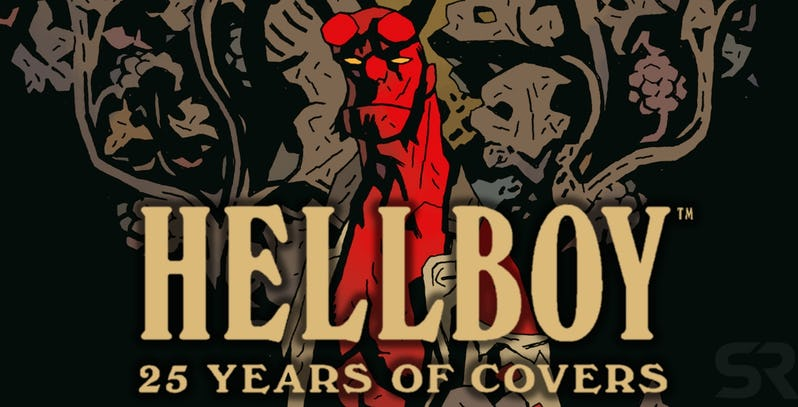 Hellboy-25-Years-Covers-Book