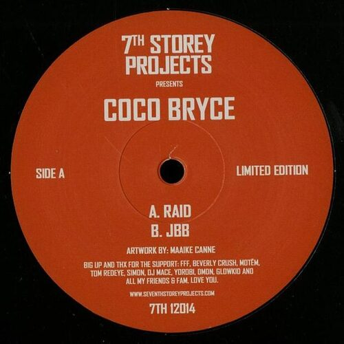 Download Coco Bryce - Raid / JBB mp3