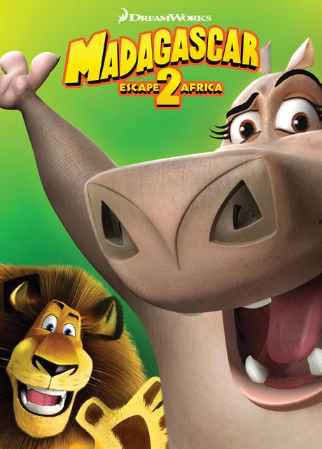 მადაგასკარი 2 MADAGASCAR: ESCAPE 2 AFRICA