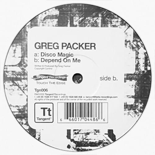 Download Greg Packer - Disco Magic EP mp3