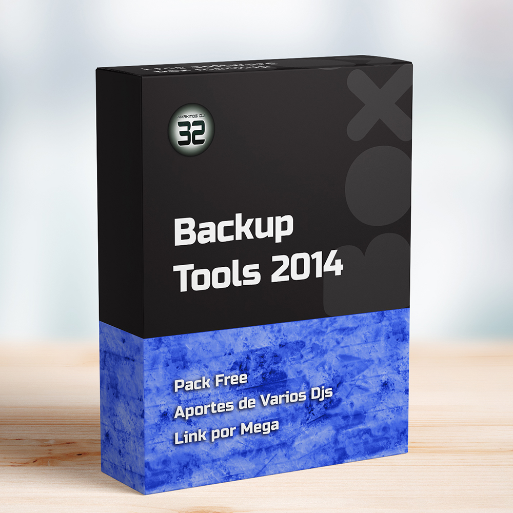 Backup Tools 2014