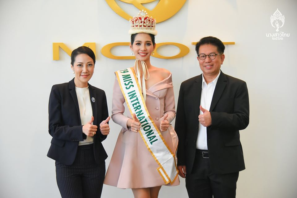 Sireethorn Leearamwat - MISS INTERNATIONAL 2019 - Official Thread 77025202-158602285530298-1986080142815920128-o