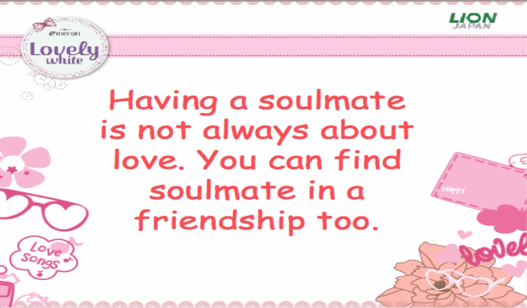 Soulmate Friend