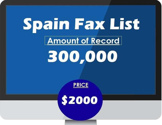 Buy-Spain-Fax-List