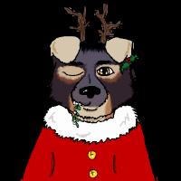 Secret Santa gift by Westy